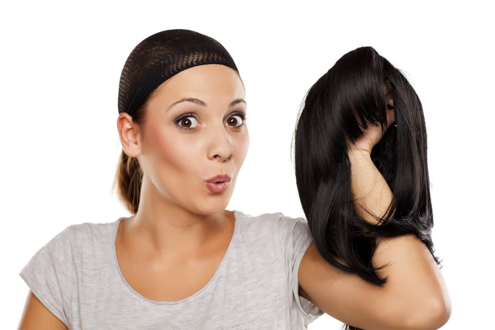 La peluca ideal según la forma de tu cara